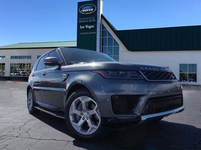 Range Rover Las Vegas >> New 2018 Land Rover Range Rover Sport 3 0 Supercharged Hse With Navigation Awd